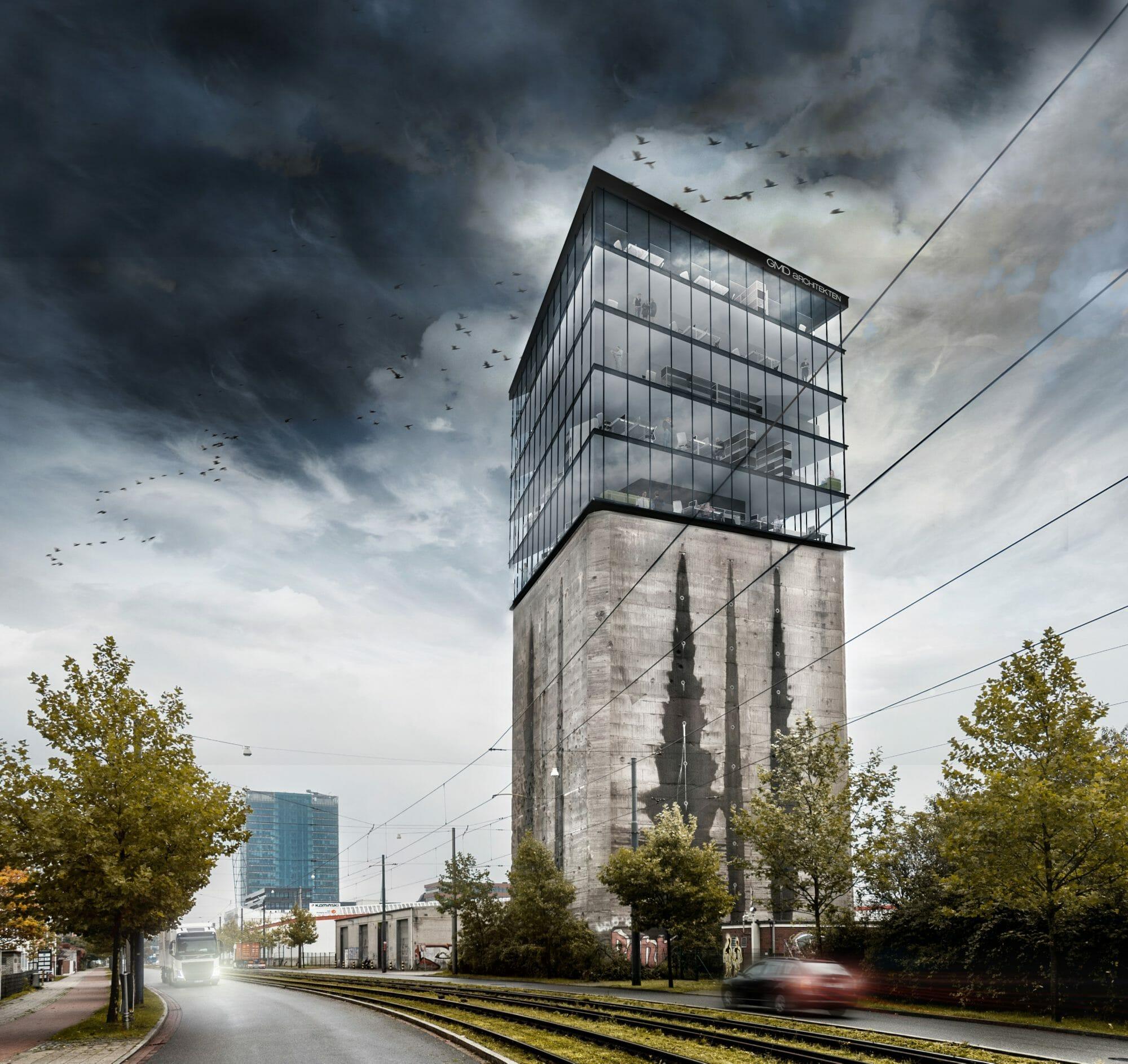 Cube gmd architekten bremen - Architekten bremen ...