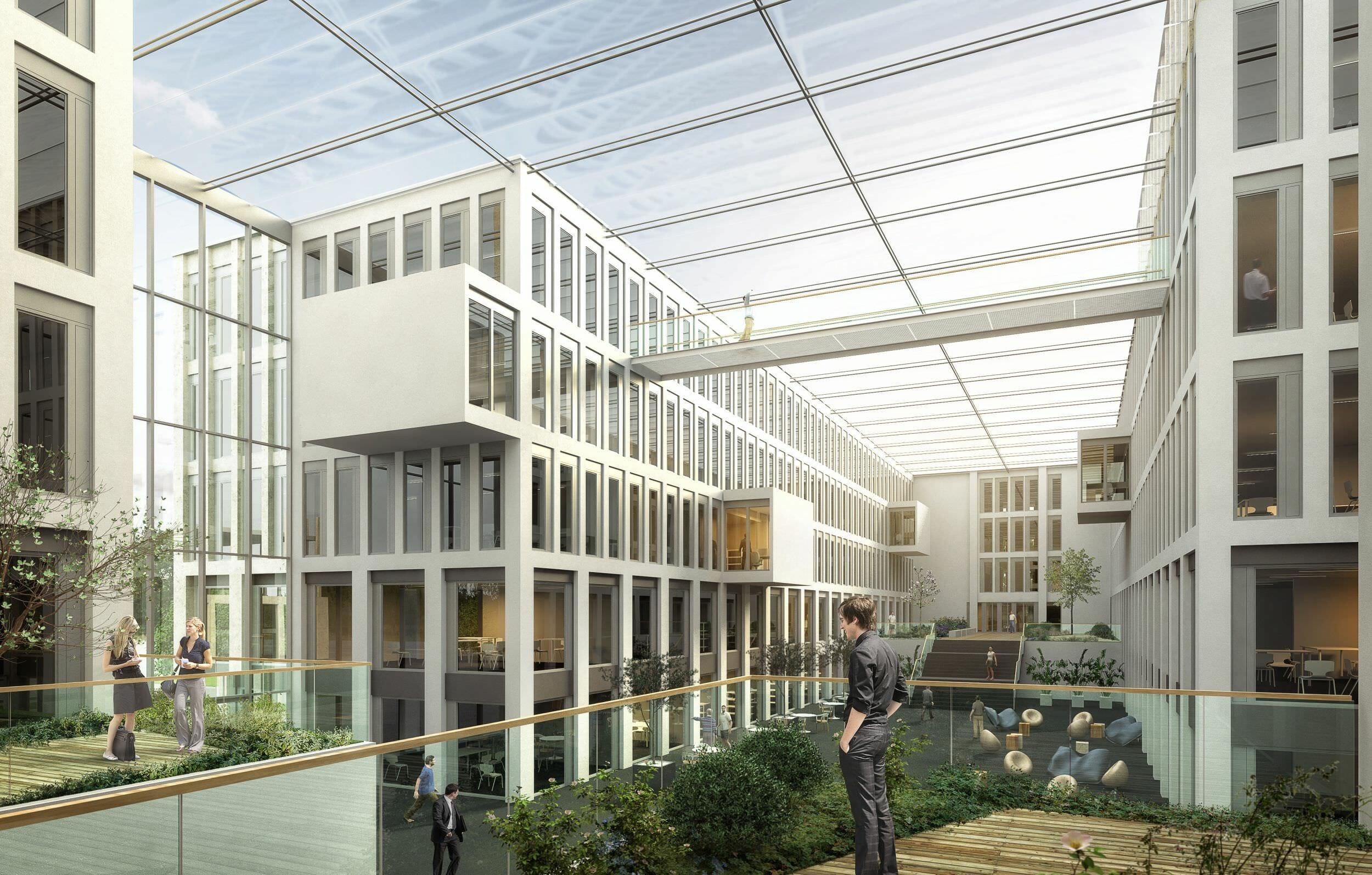 Campus gmd architekten bremen - Architekten bremen ...