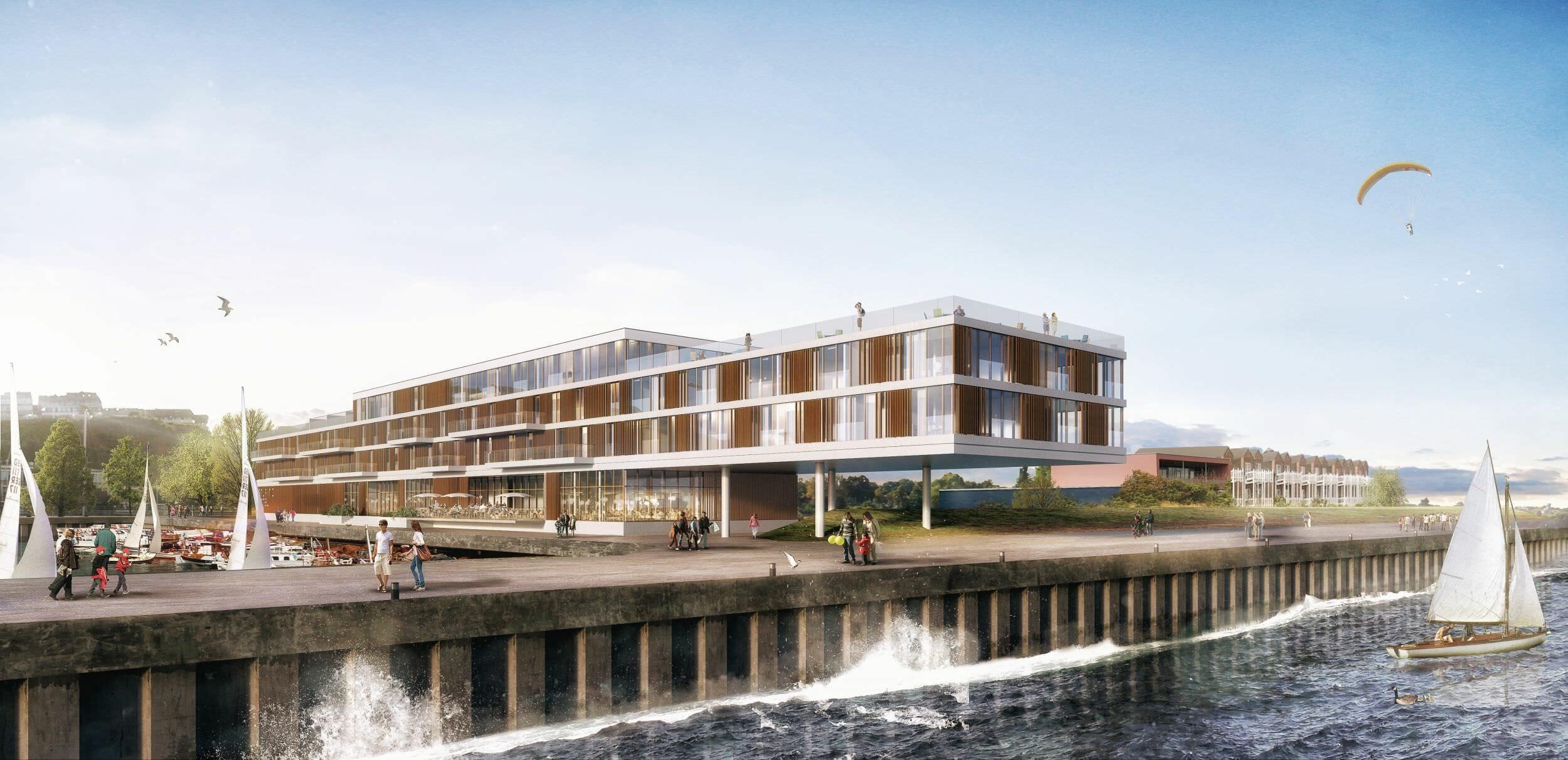 Hotel h gmd architekten bremen - Architekten bremen ...